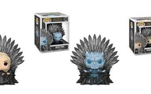 Tävling: Funko Pops - Game of Thrones limited edition