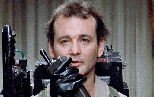 Bill Murray tar plats i nya Ghostbusters
