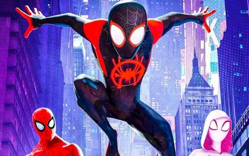 Spider Man: Into the Spider-Verse får uppföljare
