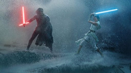 Superhemliga manuset till Star Wars: The Rise of Skywalker hamnade på nätet