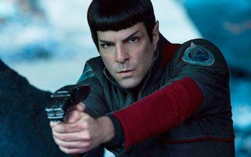 Han gör Star Trek 4