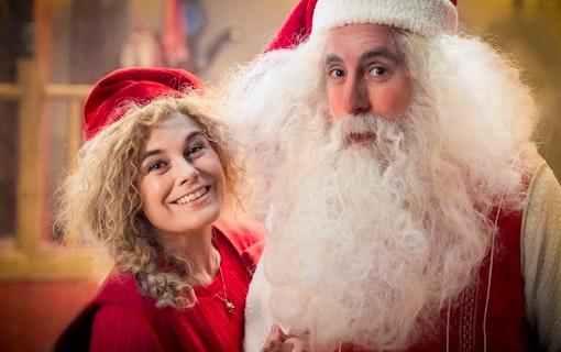 Årets julkalender får namnet Panik i tomteverkstan