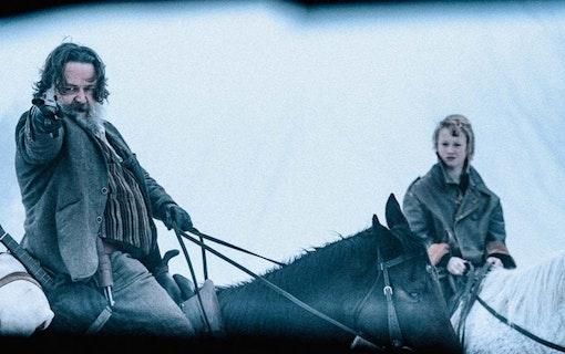 Trailer till kommande filmen om Ned Kelly