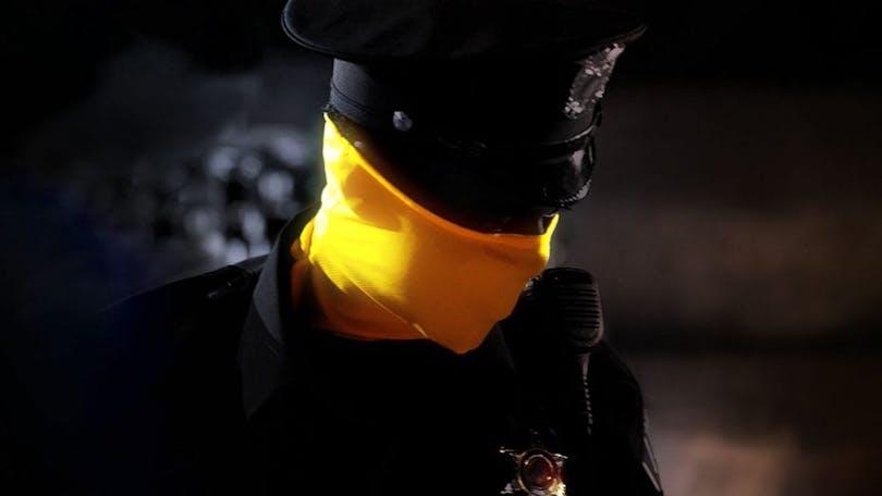 Stillbild ur Watchmen