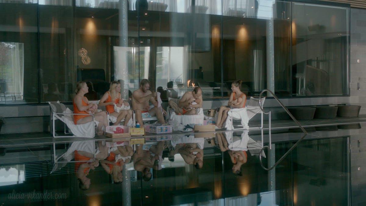 Hotell – Alicia Vikander