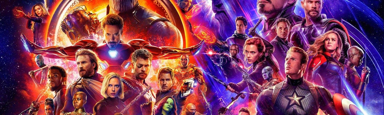 En överblick av Marvels Multiverse