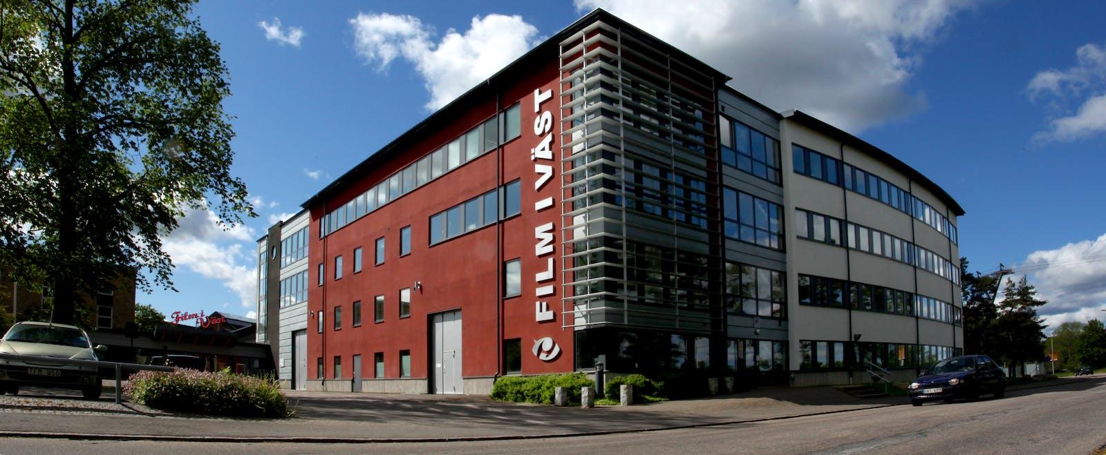 Så vill Film i Väst stärka den svenska filmindustrin