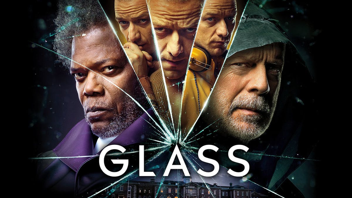 Förhoppningar och farhågor: Glass (2019)