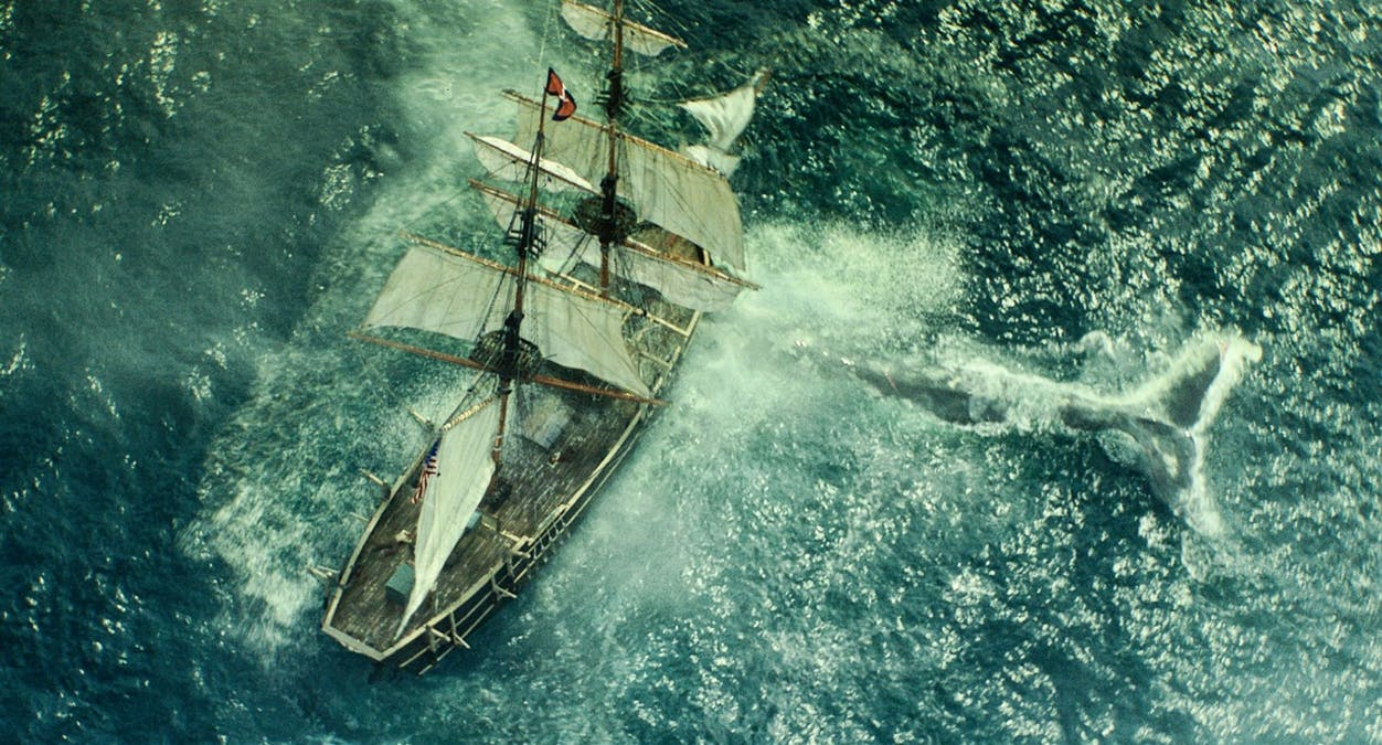 "Hur ""In the Heart of the Sea"" kunde ha räddats"