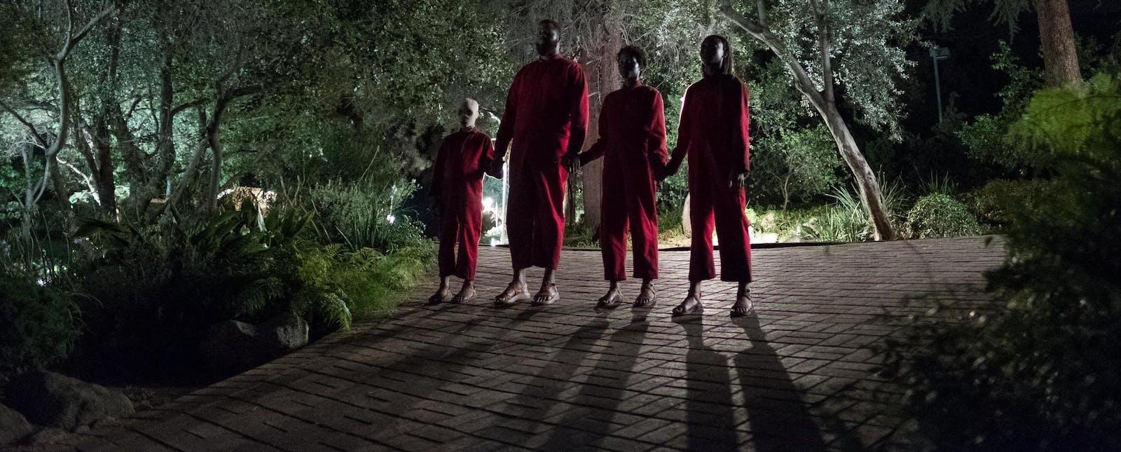 Tankar inför skräckfilmen ''Us''