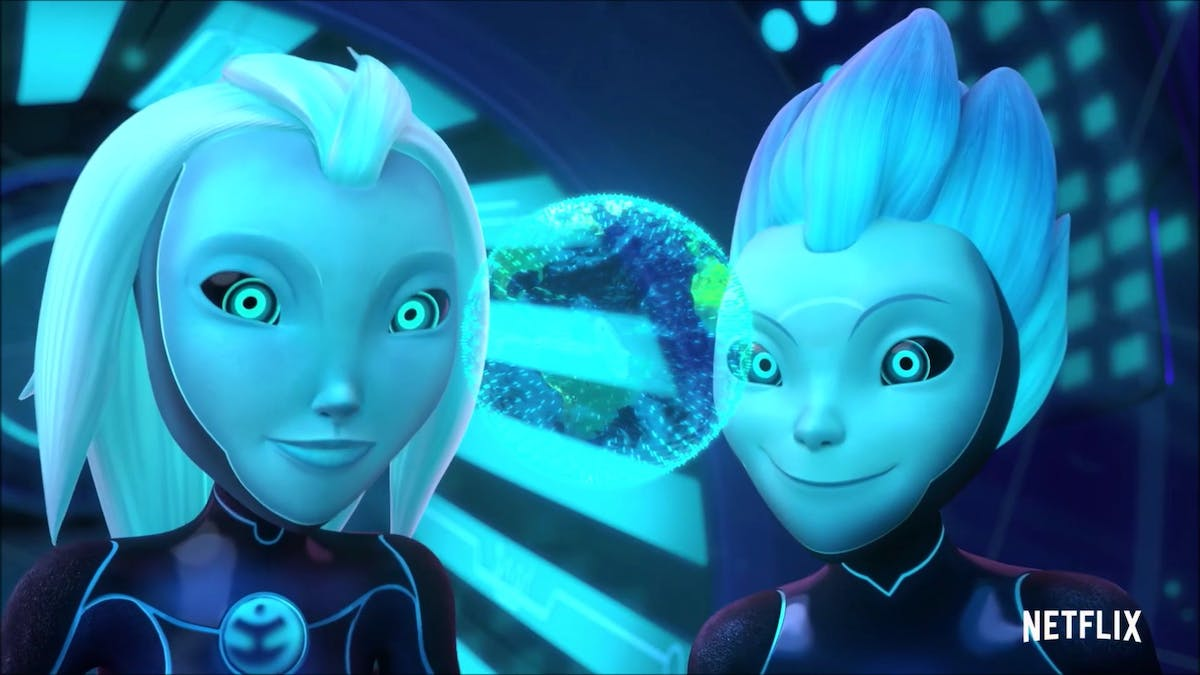 """3Below: Tales of Arcadia"" (säsong 1)"