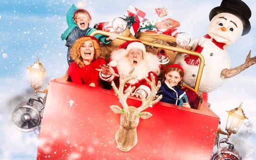 Från utskälld till succé – julkalendern slår tittarrekord