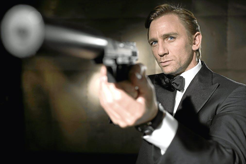 Tack för allt Daniel Craig