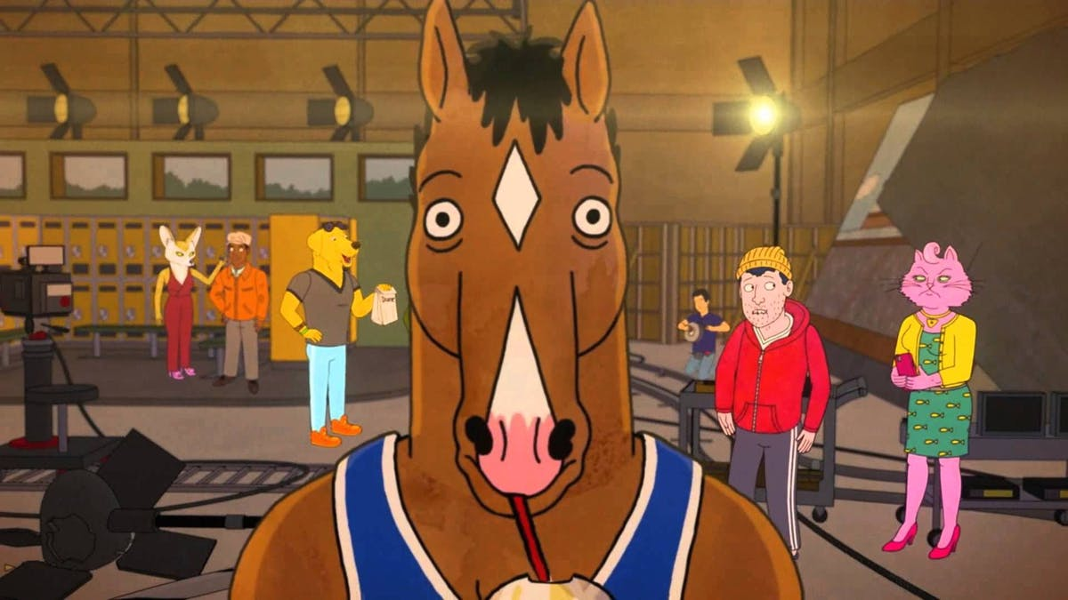BoJack Horseman säsong 5.