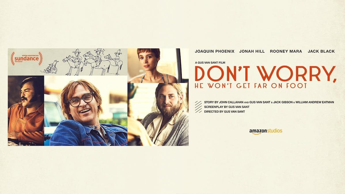 Don't Worry, He Wont Get Far on Foot (2018)
