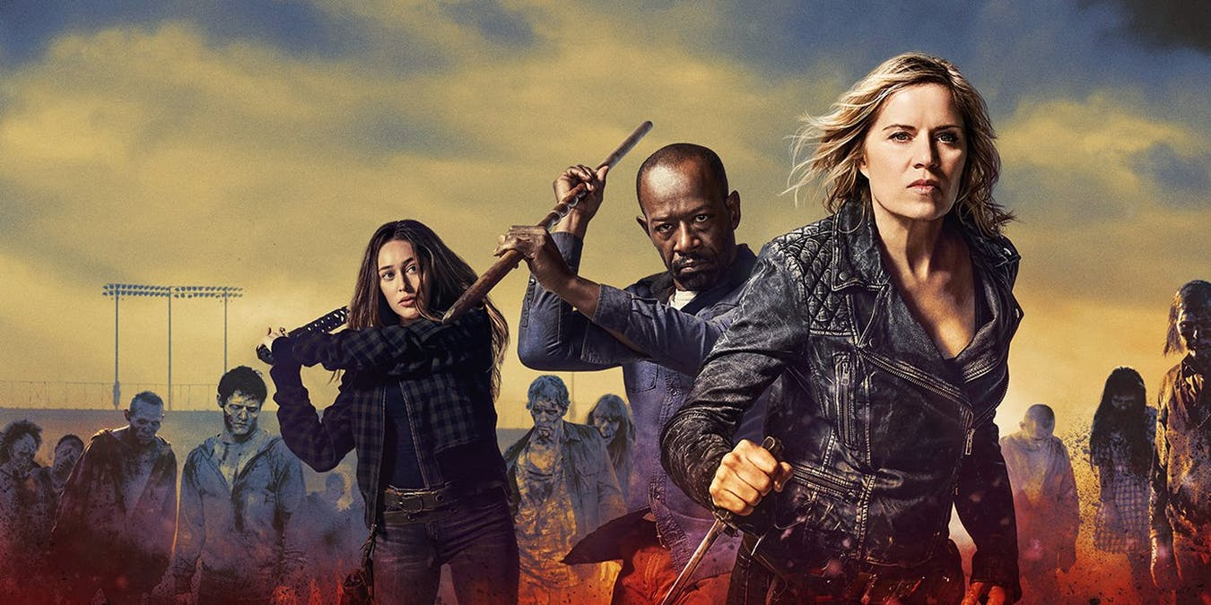 HBO Fear the Walking Dead