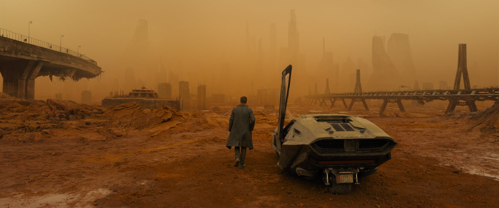 """Kommer """"Blade Runner 2049"""" ge svar på vem Rick Deckard är?"""
