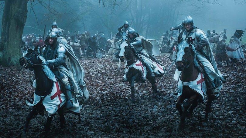 Knightfall pa HBO