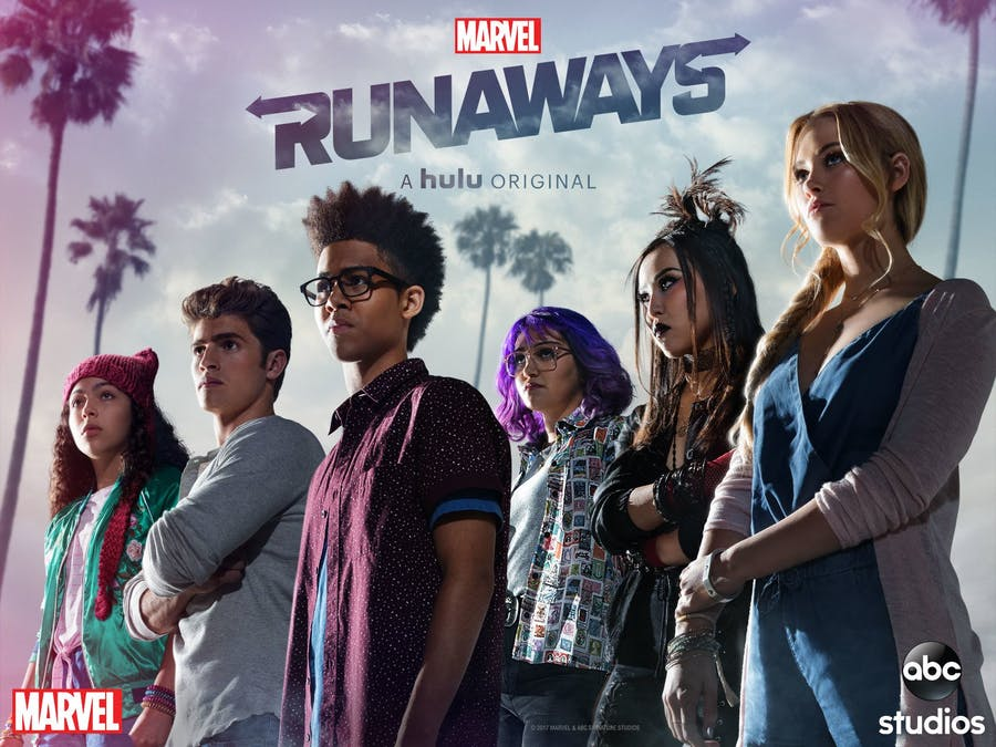 Marvels The Runaways