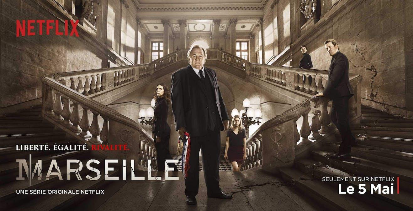 Marseille Netflix