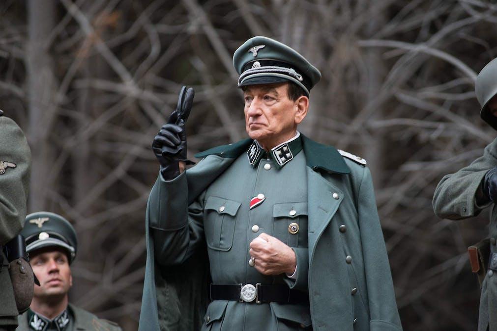 Operation Eichmann (2018)
