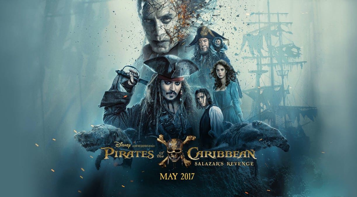 Pirates of the Caribbean – Salazar's Revenge