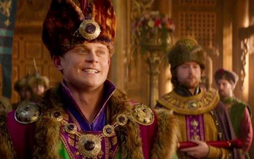 Sidokaraktären prins Anders i Aladdin får egen spinoff