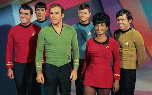 Legendarisk Star Trek-författarinna död
