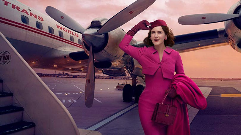 """The Marvelous Mrs. Maisel""."