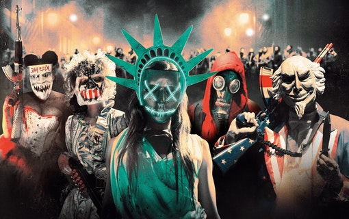 The Purge Election Year.