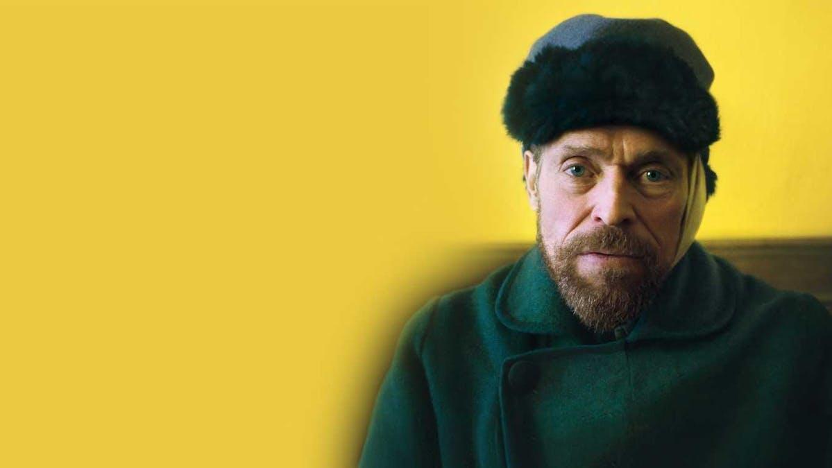 Vincent van Gogh – Vid evighetens port (2018)