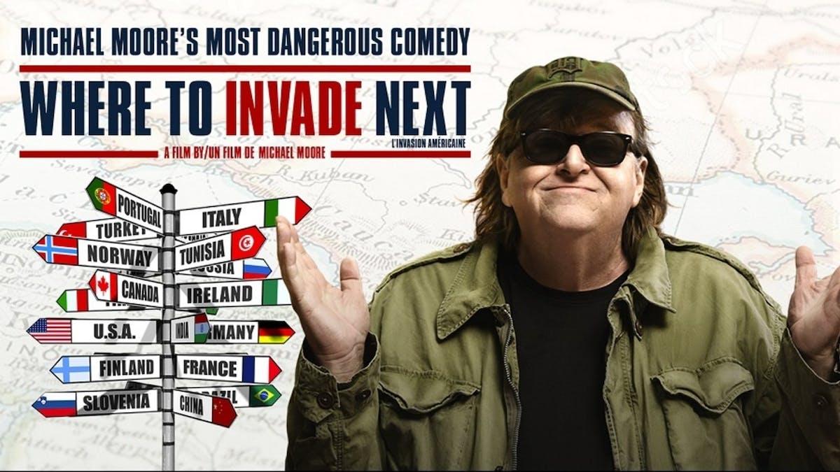 Where to Invade Next.