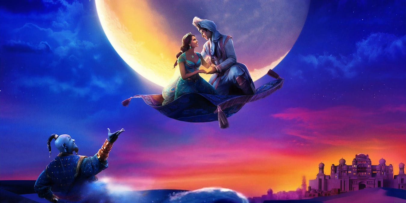 Aladdin filmen