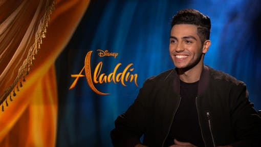 "Aladdin skådisen: ""får inga jobb"""