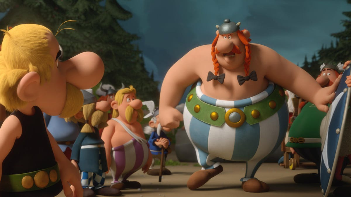 Asterix och Obelix den magiska drycken