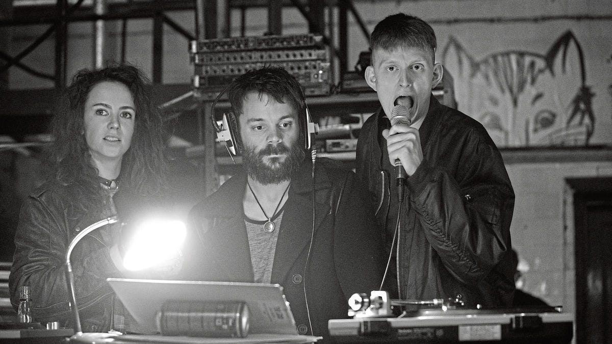 bild ur filmen Beats