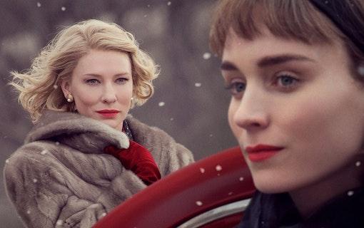Carol en av de bästa filmerna från 2015.