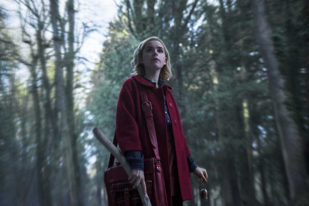 """Chilling Adventures of Sabrina"" (säsong 2)"