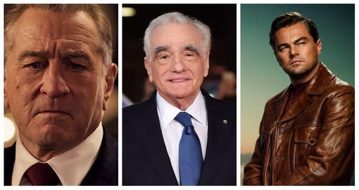 Scorsese, DiCaprio och De Niro med ny film - Killers of the Flower Moon