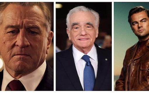 Scorsese, DiCaprio och De Niro med ny film - Killers of the Flower Moon