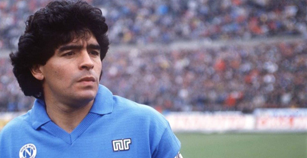 Diego Maradona 2019 film