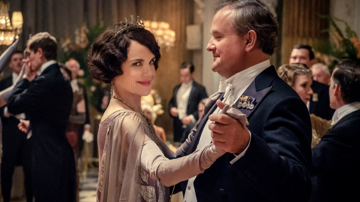 "Skådespelarna i ""Downton Abbey"""