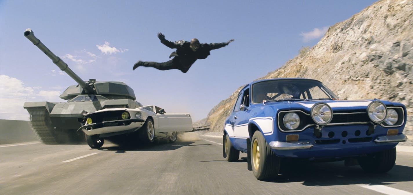 Fast & Furious – Alla filmerna rankade från sämst till bäst