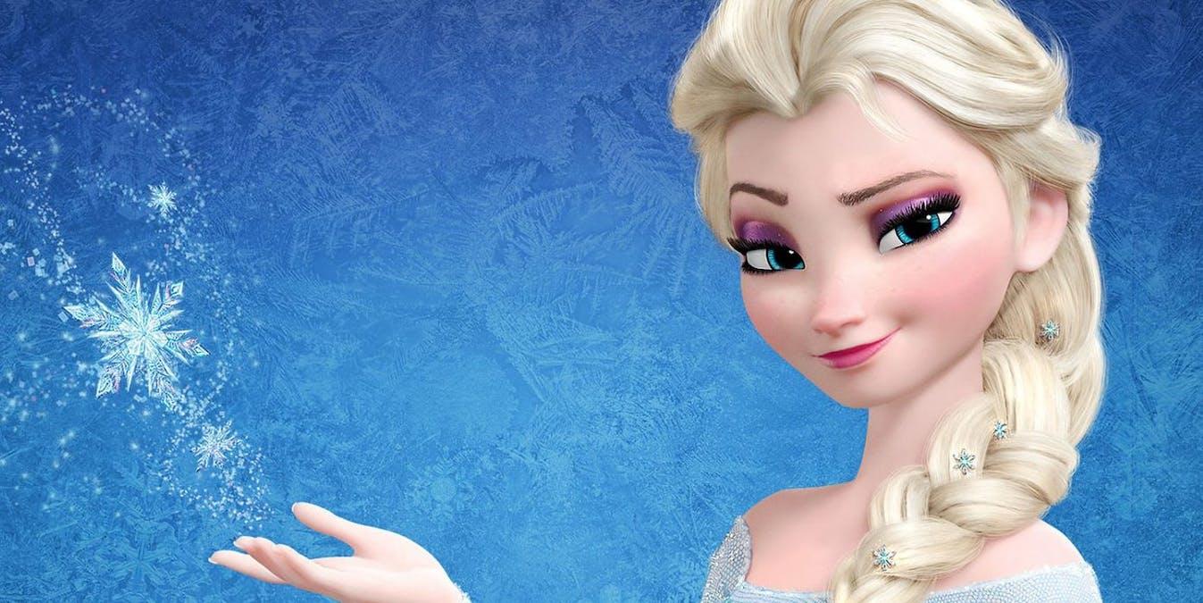 Elsa i Frost.