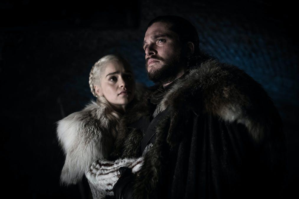 Game of Thrones – 802 – Sista natten med krigarna