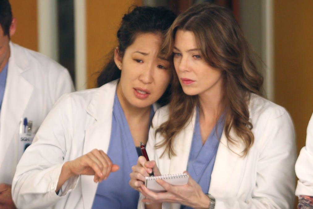 Är kvinnorna i Shonda Rhimes TV-serier en och samma person?