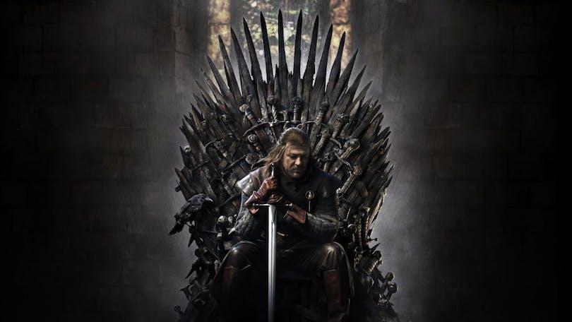 "Sean Bean i ""Game of Thrones""."