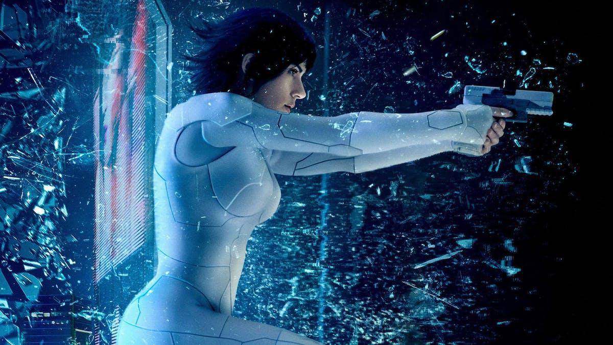 """Intervju: Scarlett Johansson om """"Ghost in the Shell"""""""