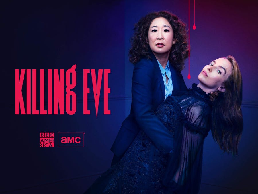 Killing Eve säsong 2