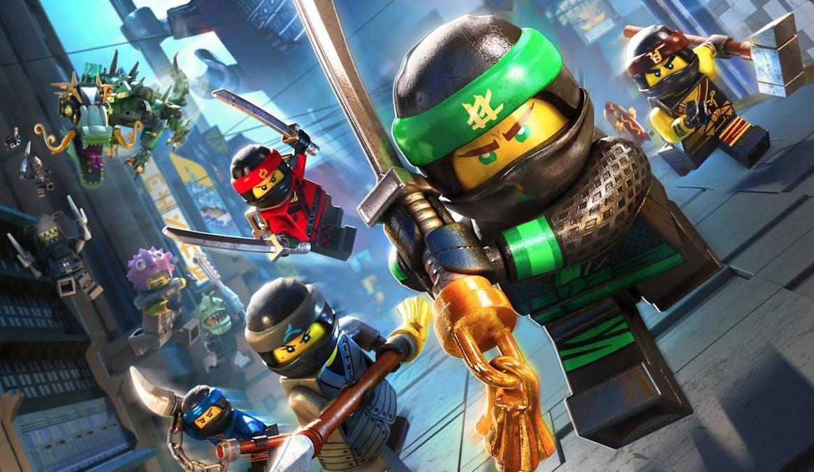Lego: Ninjago Movie